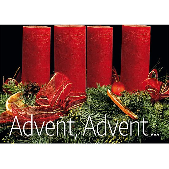 Bild 5 - Advent, Advent