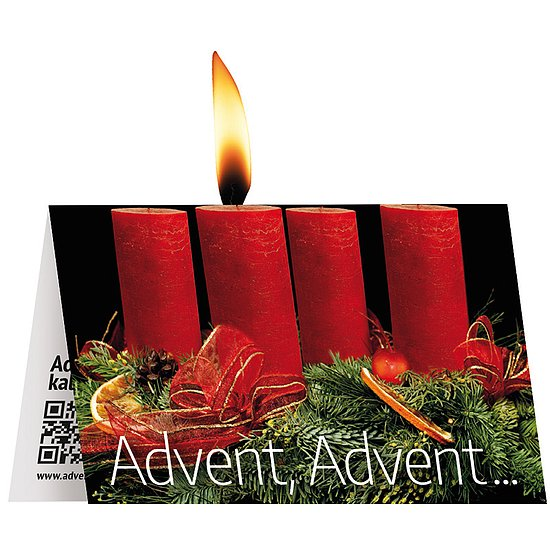 Bild 1 - Advent, Advent