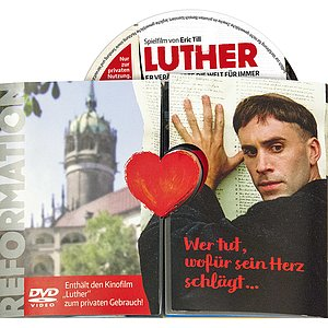 Reformationsheft mit Kinofilm Luther